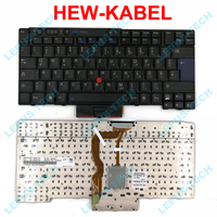 Original brand new German keyboard for LENOVO IBM thinkpad T400S T410S T410Si T420S T420Si T410 T410i T420 T420i DE