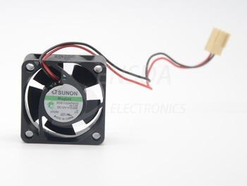 sunon  KDE1204PKV2 2-wire 4020 Maglev 4 cm silent fan 0.6W