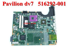 Original motherboard 516292-001 for HP Pavilion DV7 DV7-2000 Series laptop Notebook PC system board 100% Tested working Perfect