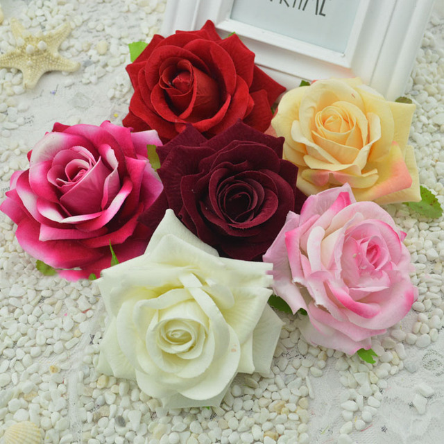 Artificial flowers fake flowers simulation flowers roses silk artificial flowers fake flowers simulation flowers roses silk wedding floral wedding car decoration wedding room sets mightylinksfo