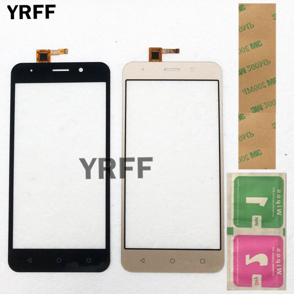 5'' Touch Screen Digitizer Sensor For Vertex Impress Luck Touch Panel Glass Repair TouchScreen Mobile Phone Repair Wipes