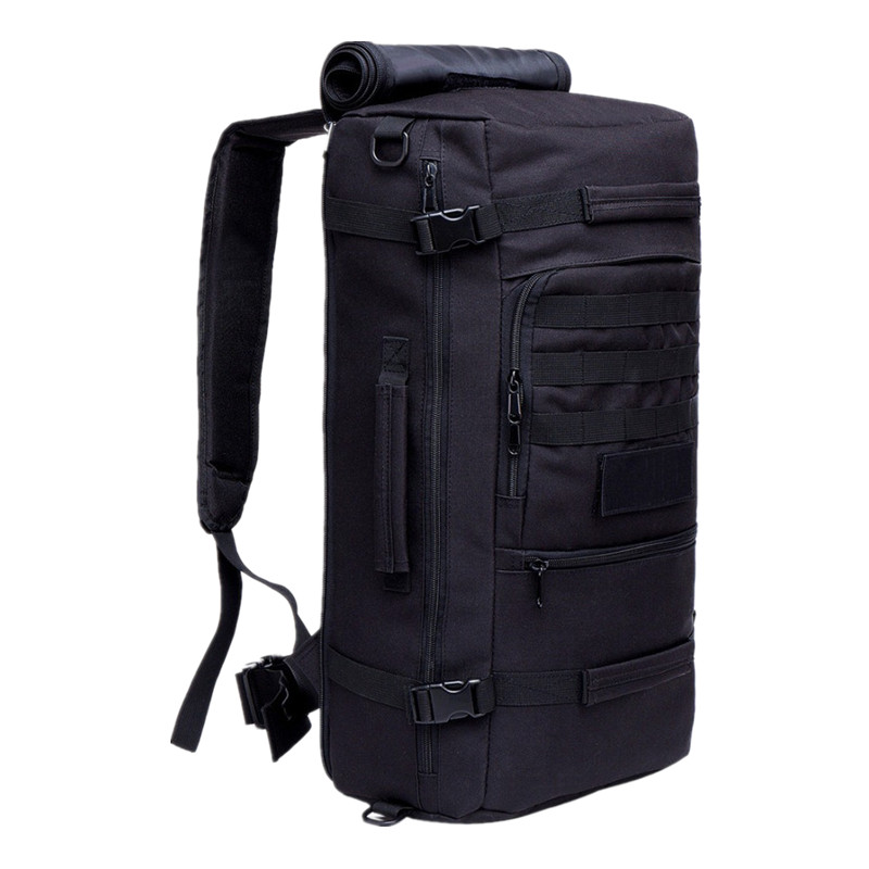 ФОТО Y9 New Arrival 50L Large Capacity Professional Bags Oxford Military Tactics Laptop Backpack School Bags For Teenagers
