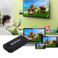 Miradisplay TV Dongle 2.4 GHz WiFi Suporte WiFi Exibição Miracast Airplay DLNA TV Vara Normas