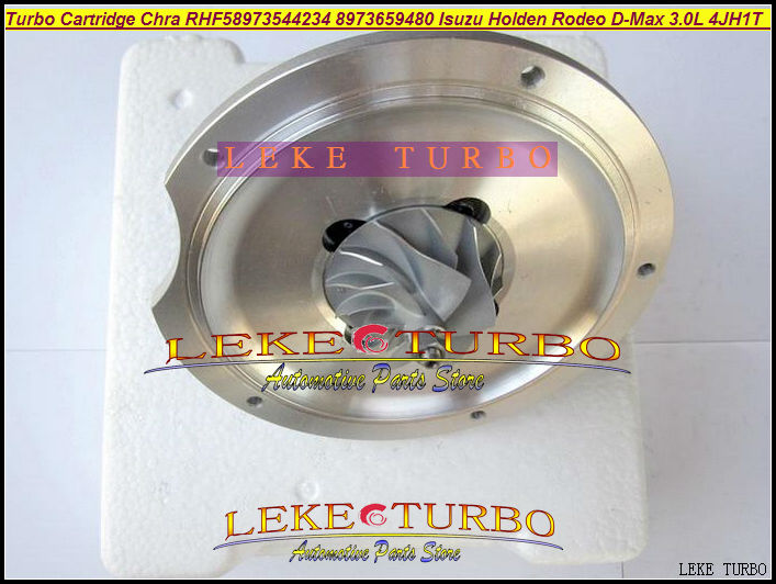 Free Ship RHF5 8973544234 8973109483 Turbocharger Cartridge Turbo Chra Core For ISUZU Rodeo KB D-MAX Pickup 4JH1T 4JH1T-C 3.0L free ship turbo cartridge chra core rhf4h vida 8972402101 8973295881 va420037 for isuzu d max rodeo pickup 4ja1 4ja1l 4ja1t 2 5l