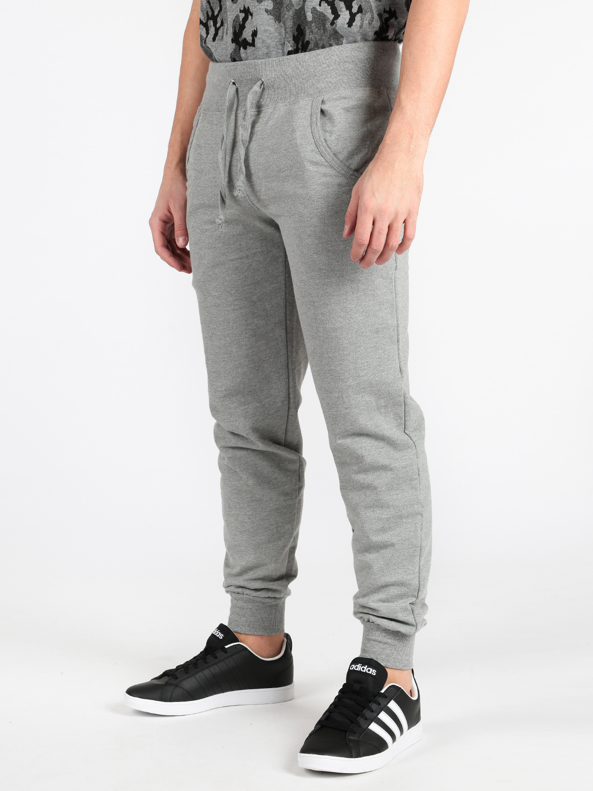 Sports Pants With Cuffs