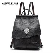Aliwilliam брендовая дамская сумка новый сумка для отдыха из мягкой кожи гофрированные женские горячие сумки