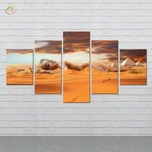 5 Pieces/set Movies Wall Art Paintings Picture Print on Canvas for Home Decoration Living Room