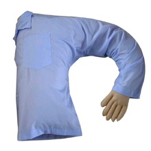 Creative Boyfriend arm pillow Washable Arm Girlfriend birthday present particle core sofa cushion car bed Lumbar