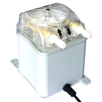 1000ml/min, 30psi, Honlite 24V Peristaltic Pump with Exchangeable Pump Head and PharMed BPT Peristaltic Tube