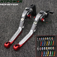CNC motorcycle accessories parts brake clutch levers For Ducati MONSTER 1200 S 749 999 DIAVEL CARBON STREETFIGHTER 848 monster