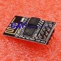 ESP8266 ESP-01S Adaptador WI-FI Série Módulo Sem Fio + Placa De Ensaio PCB Breakout