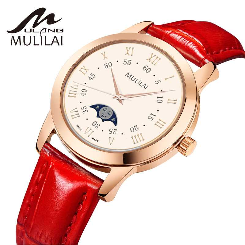 Business Ultra Slim Sport Leather Woman Wrist Best Quartz Watch Women's Brand Luxury Ladies girls Wristwatch relogio feminino meibo brand fashion women hollow flower wristwatch luxury leather strap quartz watch relogio feminino drop shipping gift 2012