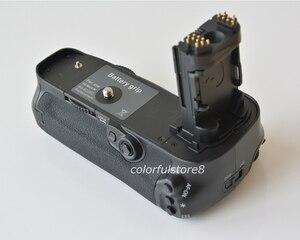 Image 5 - גריפ יד ידית כוח אנכי סוללה עבור canon eos 5d mark IV 4 5DIV 5D4 מצלמה כמו BG E20 BGE20 + IR מרחוק + 2 LP E6 + מטען לרכב