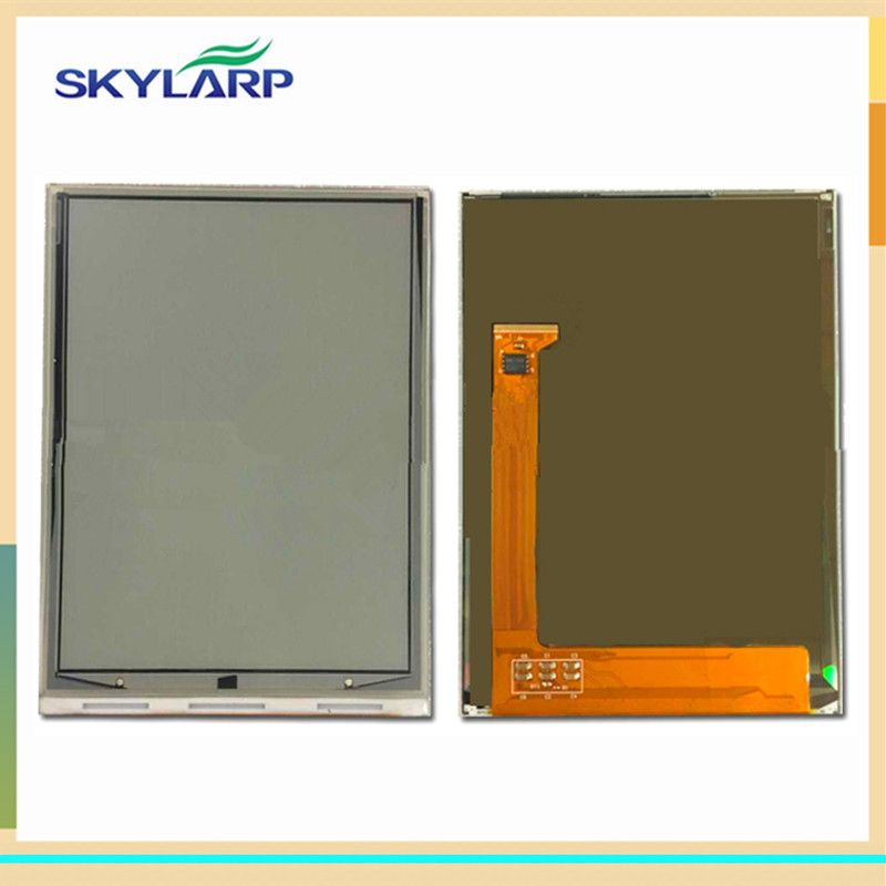 Skylarpu Original 6inch ED060SCN(LF) T1 LCD Screen For Amazon kindle 5 E-book reader lcd Display Free shipping