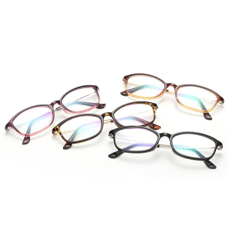 2018 J N Fashion New Reading Eyeglasses Men Women Brand Designer Eye Glasses Spectacle Frame Optical Computer Eyewear WK3622