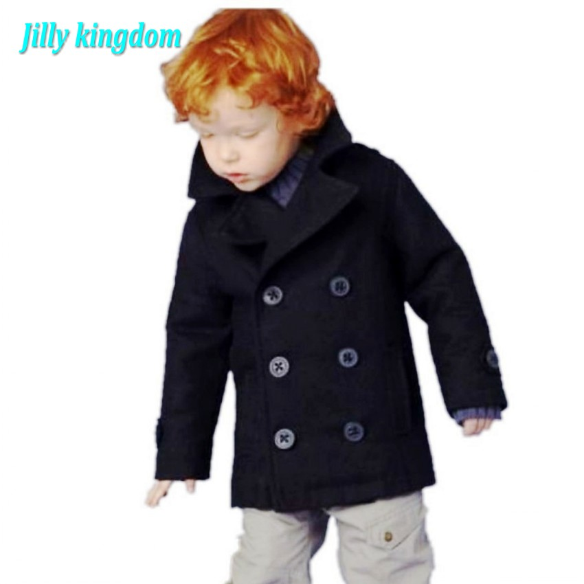 купить 2108 new fashion 3~7Age boy kids coats for children outerwear coats and jackets for children child Thick warm Retail clothing недорого