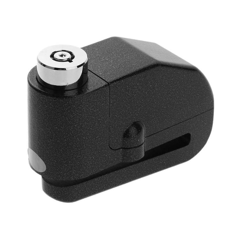 VODOOL Universal Disc Brake Motorcycle Lock Loud Alarm Anti-Theft Security Lock Brake Safety Lock Equipment New