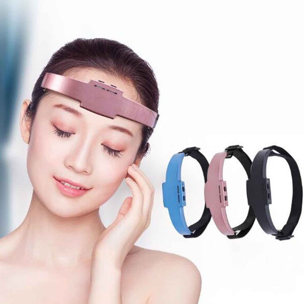 Wireless Charging Electric Hypnosis Head Sleep Instrument Acupuncture Sleep Aid Instrument Sleep Instrument Insomnia Aid
