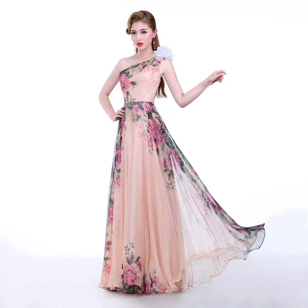 ruthshen Beautiful Cheap Dresses 2018 Long Evening Gowns One ...