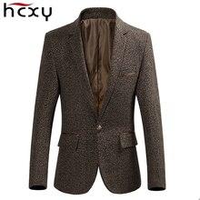Casual ฤดูใบไม้ร่วงฤดูหนาวใหม่ผู้ชายธุรกิจ เสื้อสูทคุณภาพสูงผู้ชายอย่างเป็นทางการเสื้อแจ็คเก็ตยอดนิยมการออกแบบ Blazer
