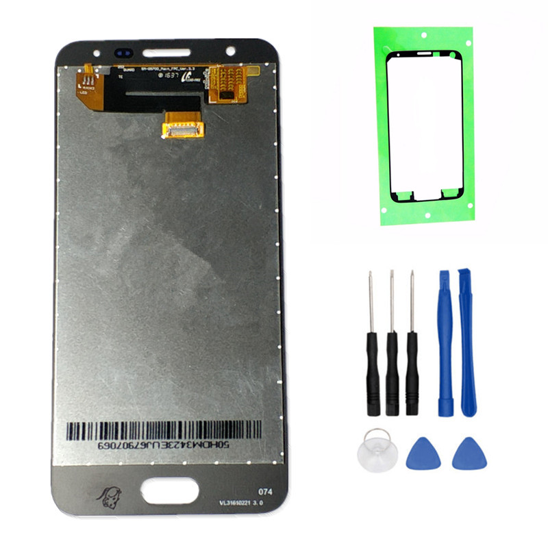 100% Original LCD Display For Samsung Galaxy J5 Prime G570 G570F LCD Display+Touch Screen Digitizer Assembly+Tools+Free shipping100% Original LCD Display For Samsung Galaxy J5 Prime G570 G570F LCD Display+Touch Screen Digitizer Assembly+Tools+Free shipping