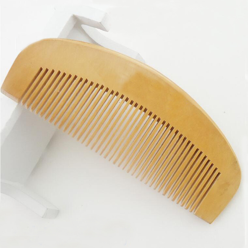 80pc lot no logo 13cm Professional wooden Combs hair comb wooden hair combs family use hair