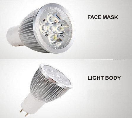 gu5.3 led bulb lighting 5w lamp gu5 3 Spot light spotlight 85~265V ...