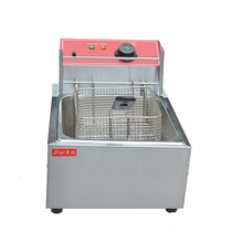 1PC Single cylinder single sieve blast furnace with the limit of probe is electric heating furnace Fried chicken, etc