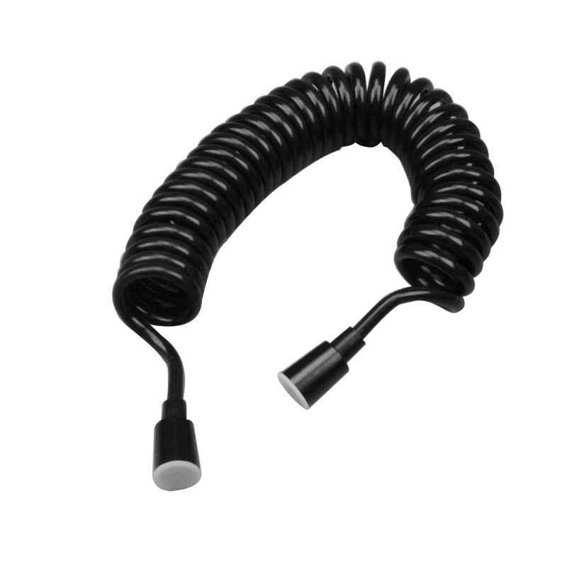 200cm esnek telefon duş hortumu su sıhhi tesisat tabancası bağlantı boru hattı tarzı tuvalet bide püskürtücü