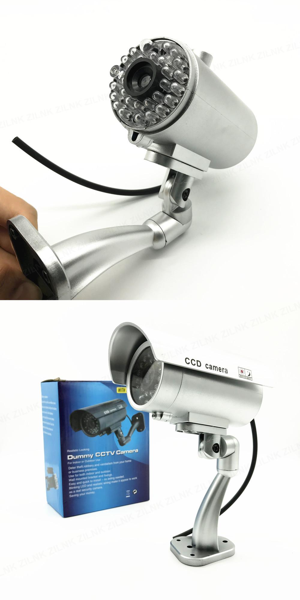 zilnk сделать водонепроницаемый камера мигающий красный светодиод крытый бассейн paddle widows моделирование камера серебро бесплатная доставка