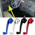 2 Peças de Alumínio colorido Substituição de Veículo Auto Caminhão Do Carro SUV Identificador de Janela Winder Crank Kit Riser Fit Universal nova