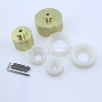 Capping Machine Chuck Screw Capping Tool Head Bottle Capping Machine Chucks 10 50mm Golden Color Crewing
