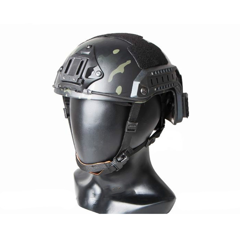 TB-FMA Maritime Helmet MultiCam Black ABS Helmet For Tactical Skirmish Airsoft Hunting Paintball Military Combat Free Shipping цена и фото