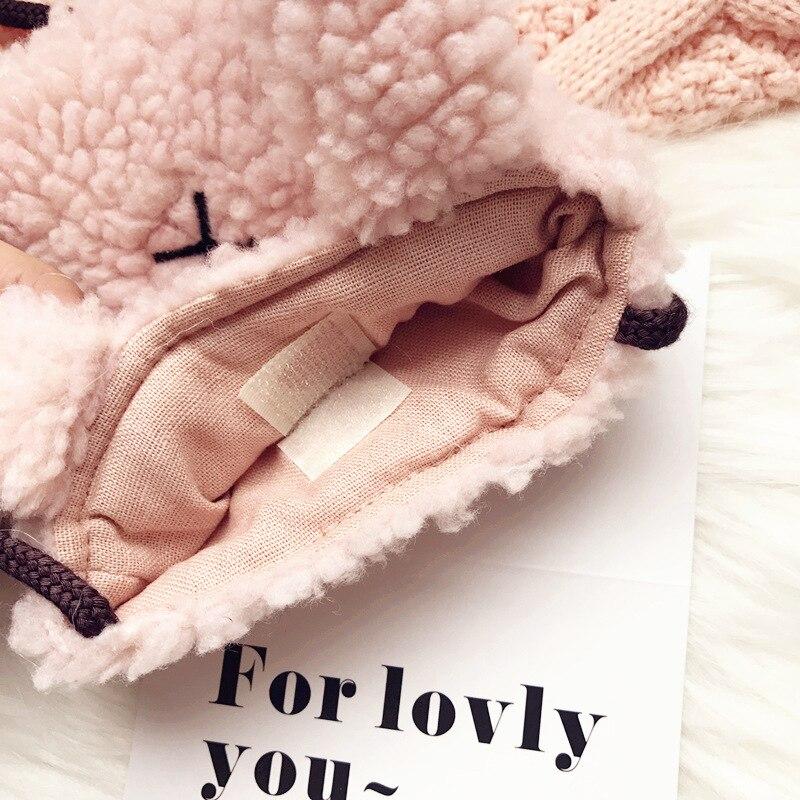 Kinder- & Babytaschen Cartoon Plüsch Fuchs Mini Handtaschen Für Kind Baby Mädchen Umhängetaschen Niedlichen Tier Form Schulter Tasche Messenger Taschen Letzter Stil