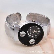 Oídos con Diamantes Luminosos Marca Manos Niñas Reloj de Cuarzo Relojes de Regalo Relojes Relojes de Los Niños Chica Estudiante de cuarzo reloj de pulsera al por mayor
