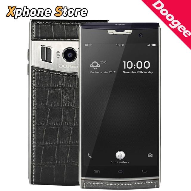 Original doogee t3 4.7 pulgadas android 6.0 ram 3 gb rom 32 gb mtk6753 Octa Core 4G LTE teléfono Móvil 13.0MP con OTA OTG FM Teléfono Móvil