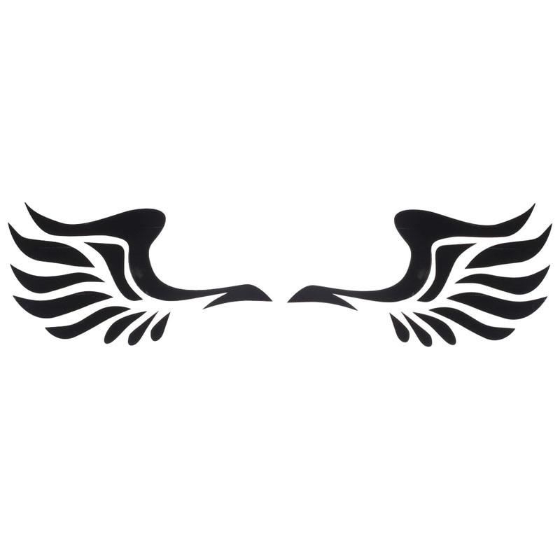 2017 new car sticker ali di Progettazione 3D Autoadesivo Della Decorazione Per Auto Specchietto Laterale Retrovisore