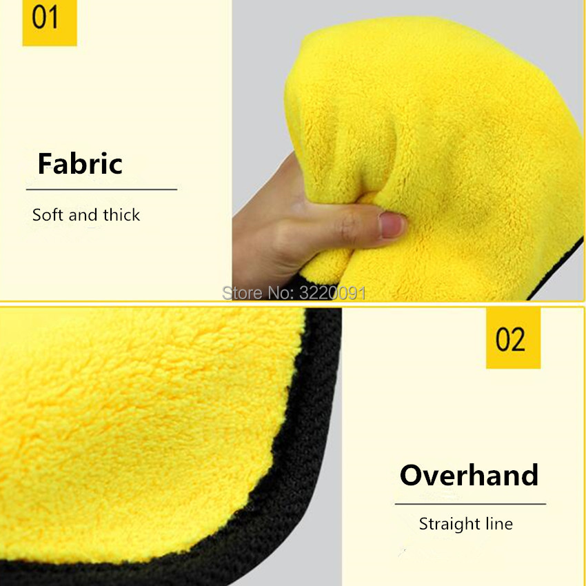 Amiable Car Super Absorbency Cleaning Towel For Renault Megane 2 3 Duster/logan/captur/2016 Laguna 2 Clio Fluence Kadjar Exterior Accessories