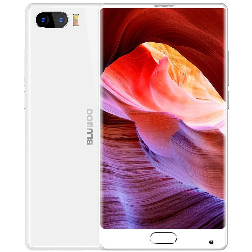 Bluboo S1 4G Phablet 5.5 inch Android 7.0 Helio P25 Octa Core 2.5GHz 4GB 64GB 13.0MP + 3.0MP Rear Cameras Fingerprint Sensor