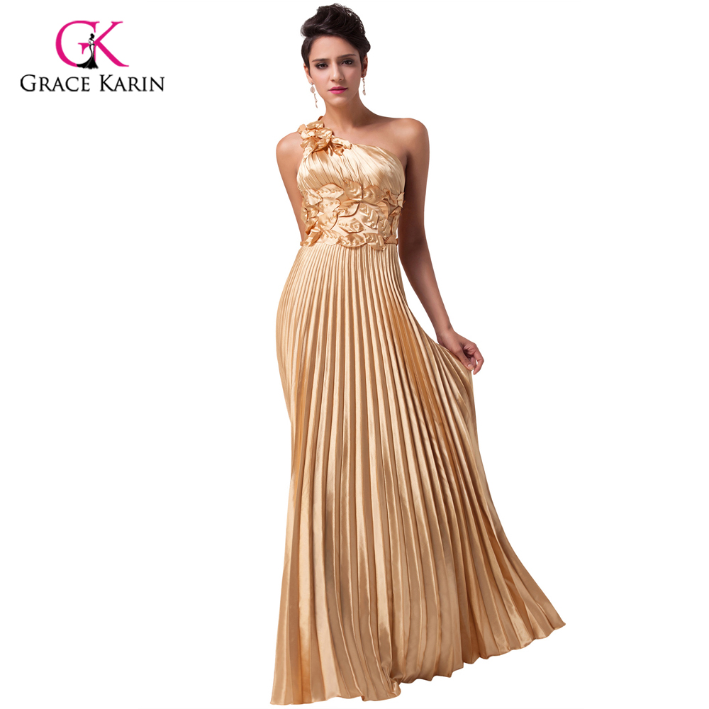 Popular Gold Formal Gown-Buy Cheap Gold Formal Gown lots from ...
