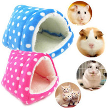 Hamster Cage Hammock for Ferret Rabbit Guinea Pig Rat Hamster Squirrel Mice Bed Toy House Pet Accessories цена