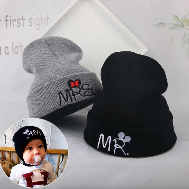 Baby autumn Winter Hats Boys Girls Knitted Warm Baby Hats Cap Infant Baby Beanie Kids Children's Hat Casquette Enfant Muts