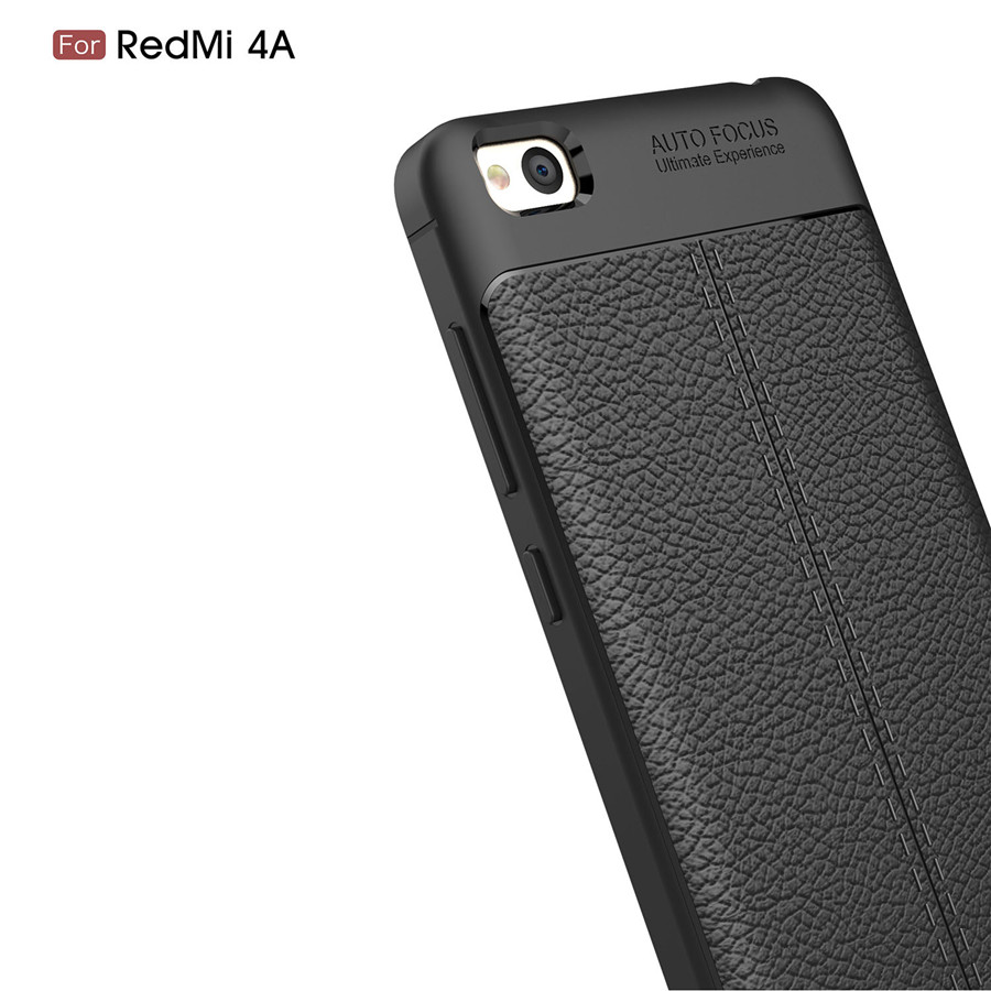 Hotswei For Xiaomi Redmi 4a Global Case Top Quality Anti Slip Soft 2 16gb Silicone Rubber Back 32gb Cover In Fitted Cases From