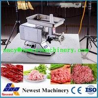Кухонный прибор Мясорубка/Мясорубка для коммерческого использования/нержавеющая сталь мясорубка