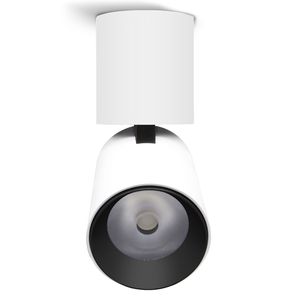 Image 3 - [DBF]Foldable LED Surface Mounted Ceiling light 7W 12W Black/White Housing 360 Degree Rotatable Spot Light Dimmable Ceiling lamp