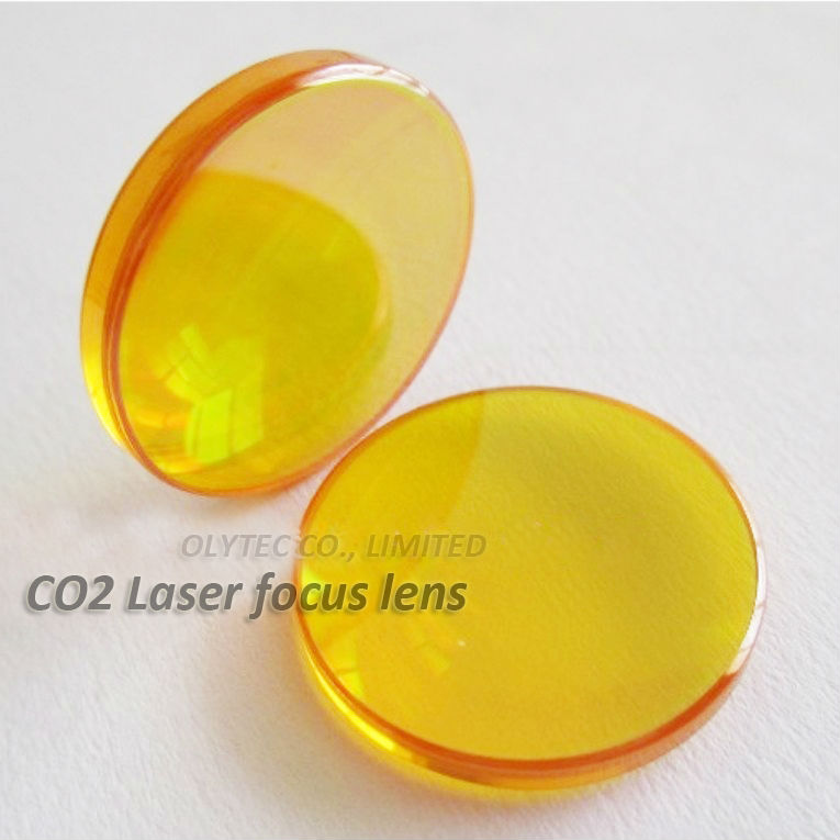ФОТО PVD ZnSe Co2 laser focus lens Diameter 19.05mm focus length 38.1mm thickness 2mm
