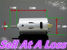 1pcs DC12-24V 390 DIY Mini DC Motor 13000-26000RPM High Speed Great Torsion High Quality Sell At A Loss USA Belarus Ukraine