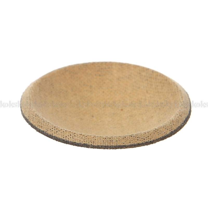2 Pcs 35mm 75mm Audio Speaker Woofer Loudspeaker Dome Paper Dust