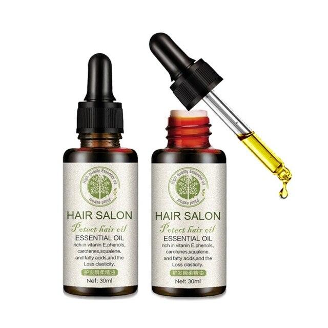 Cura dei capelli e Protegge I Capelli di Riparazione e del Cuoio Capelluto Trattamento di olio di Cocco Secchi Danneggiati Maschera Per Capelli per Umidità Trucco 6