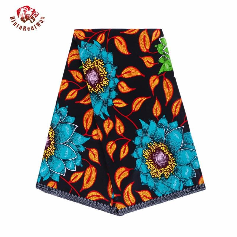 Acheter Ankara Africaine Réel Wax Tissu Pas Cher Tissu Super Hollandais Cire de Haute Qualité Tissu Africain Pour Partie Robe 24FS1084 de Tissu fiable fournisseurs